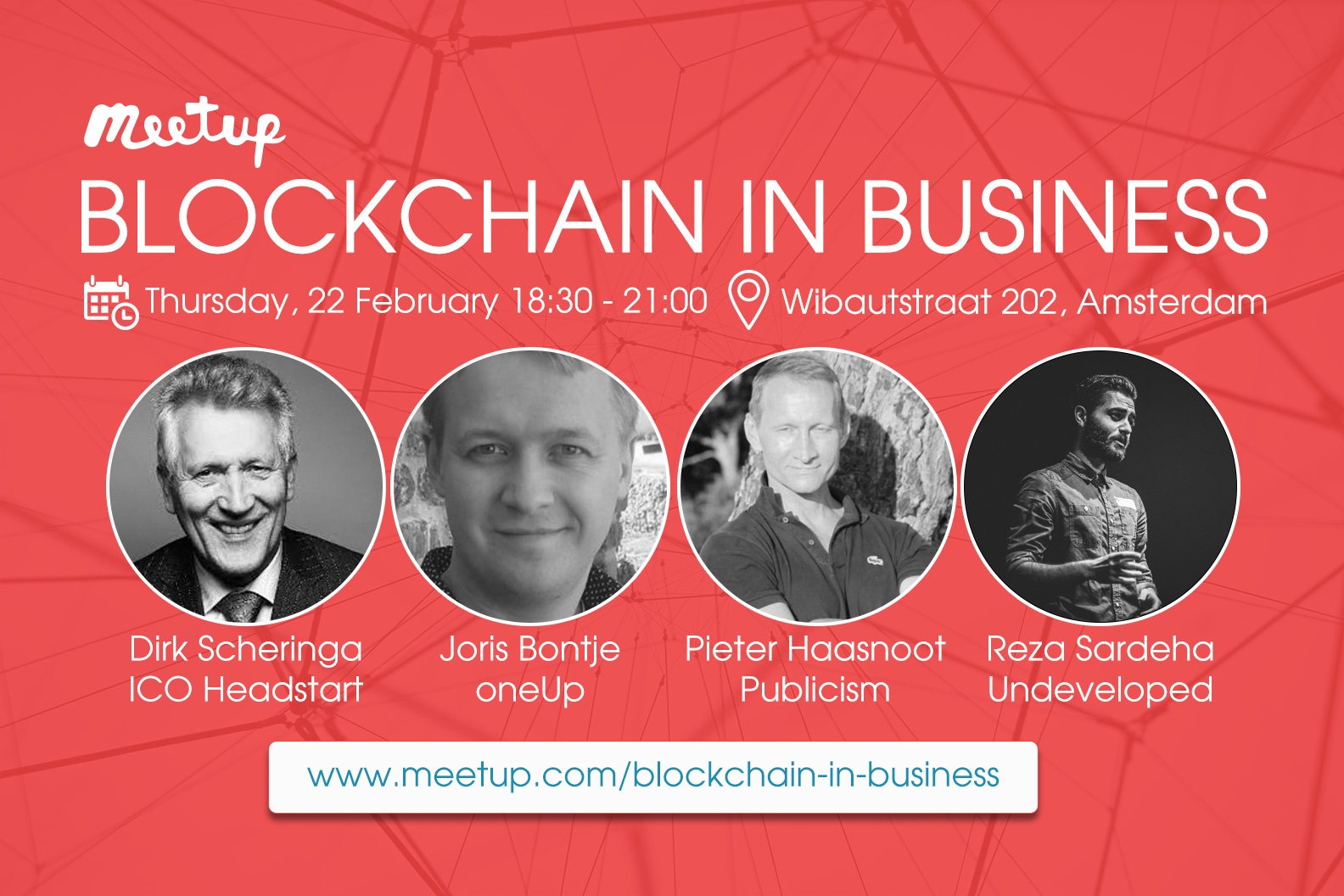 Blockchain in Business Meetup