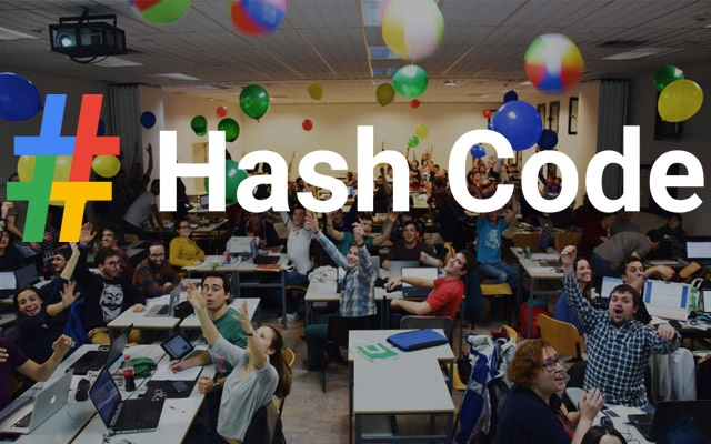Join Google Hash Code